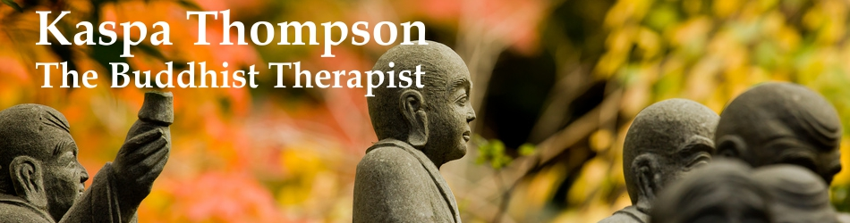 Kaspa Thompson: Buddhist Therapist